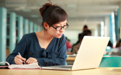 Students and Teachers Adjust to Distance Learning