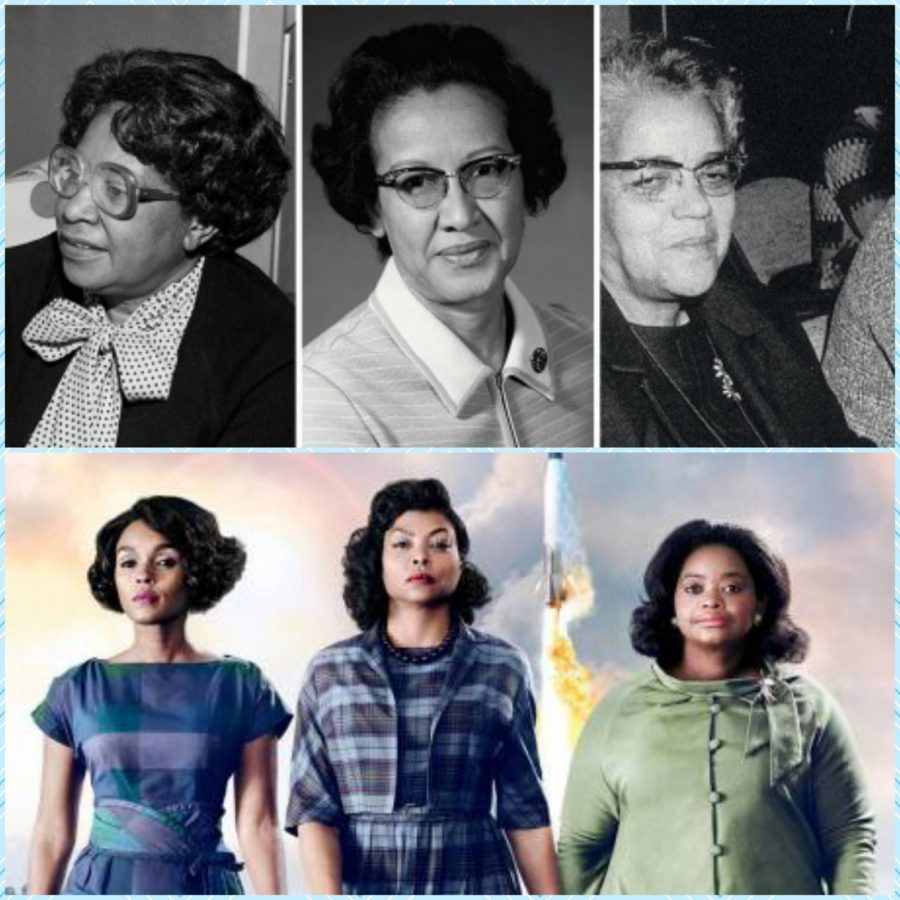 The+NASA+computing+group+broke+the+glass+ceiling+for+black+Americans+and+women+in+the+1960%27s+as+they+helped+put+man+on+the+moon.+These+women+were+portrayed+in+the+movie+Hidden+Figures.