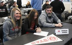 Students Commit to the Sports they Love on College Signing Day