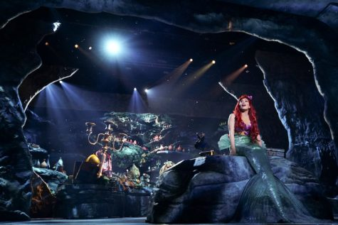 The battle between Ariel and Ursula will take to the stage in this Fall