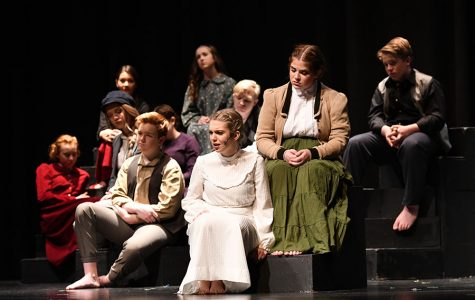 Many in the Cast, who have passed away, discuss life and how quickly it passes.
