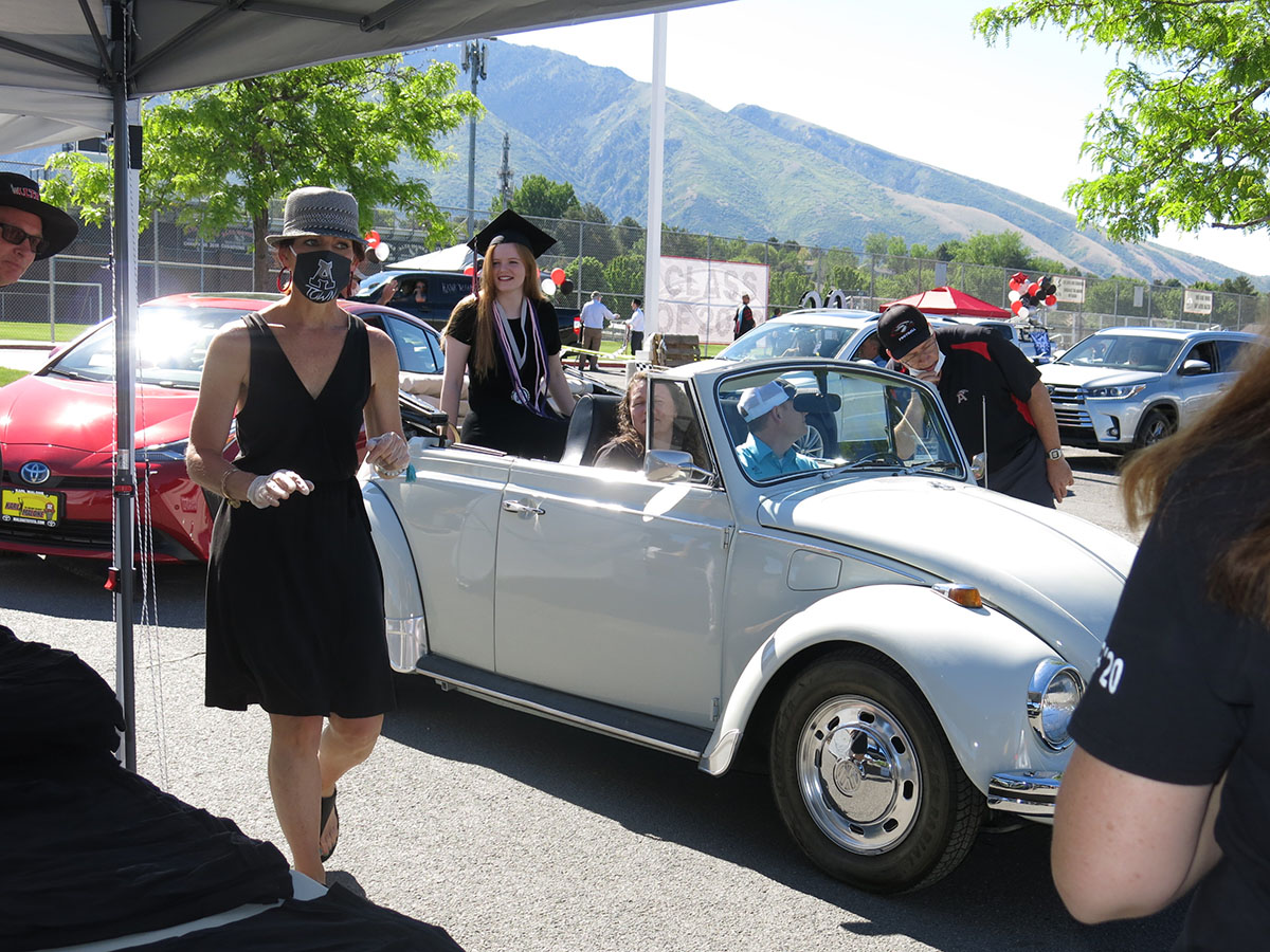 Graduation+Parade+brings+a+Delightful+End+to+the+School+Year
