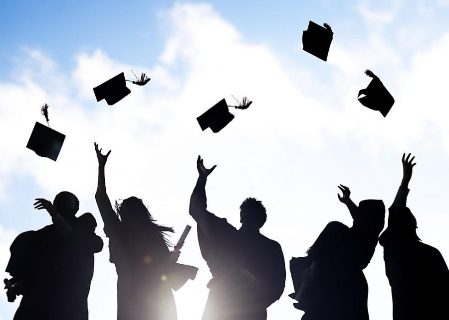 Graduation this year will be a virtual celebration because of Covid-19 limitations.