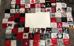 Navigation to Story: Alta Quilt Connects Students One Block at a Time