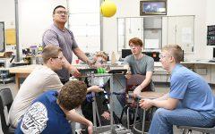 Robotics Season Ends; Team will Start Up in the Fall
