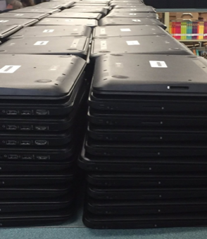 Stakes of chromebooks await new