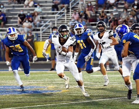 The offense takes charge against Orem in last week