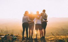 Staying connected with friends during Covid is important to stave off feelings of loneliness and isolation.