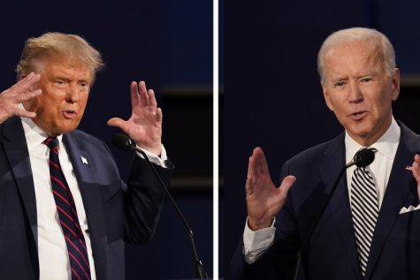 President Donal Trump and former Vice President presented their views at the first presidental debate of this year.