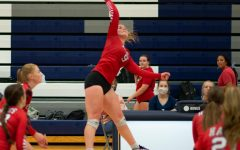 Volleyball Falls to Park City in State Tournament