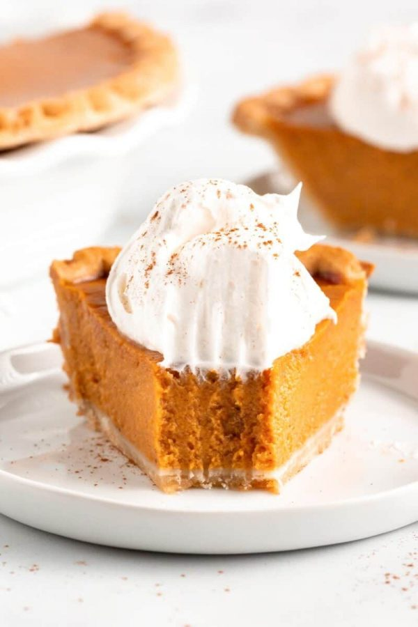 Thanksgiving and Pumpkin Pie Still Rule!