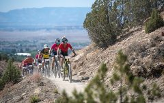Mountain Biking Team Puts Wheels before Wings into Action!
