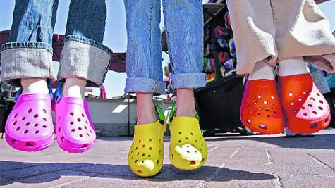 Introduced in 2002, Crocs are still around.