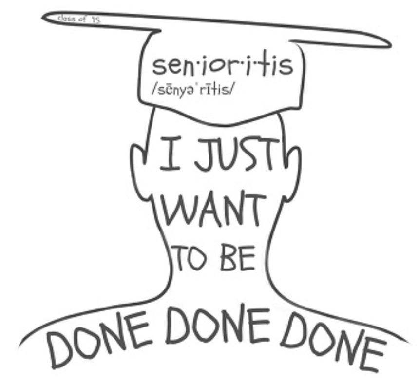 "Seniors Offers Tips for Staving Off ""Senioritis"""