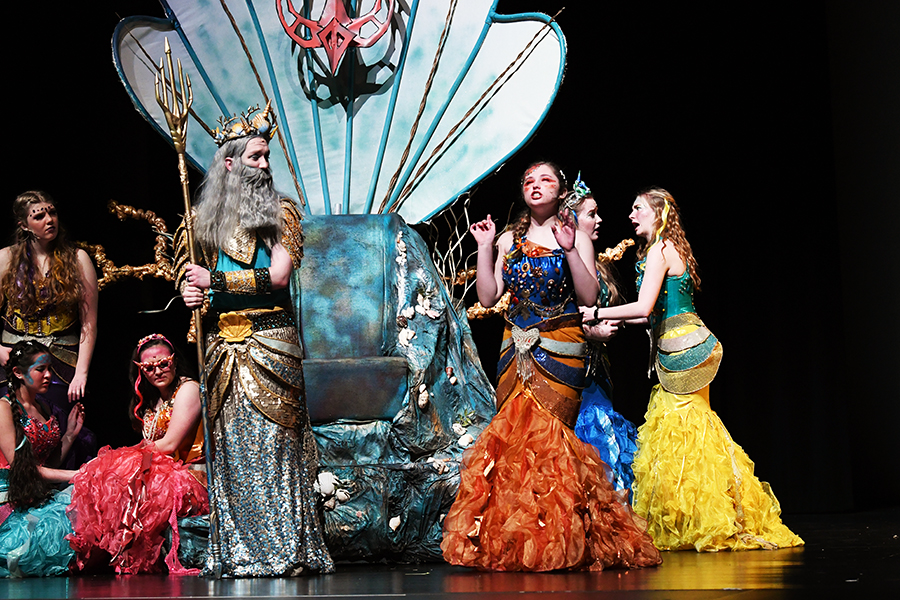 Little+Mermaid+Musical+Delights+Audience+Both+Young+and+Old