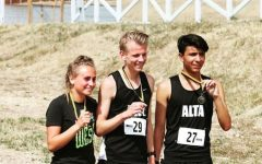 Runner AJ Rowland Sprints to Success