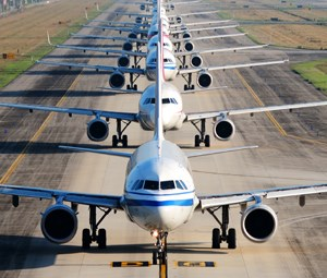 Airlines have Increased Cleaning and Modified Procedures so Passengers can