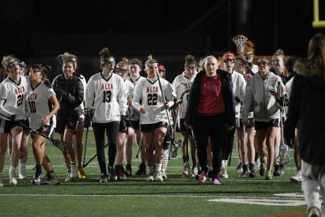 In its second year as a Utah High School Athletics sanctioned sport, Lacrosse frenzy is high at Alta this year.