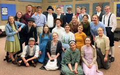 Navigation to Story: Theatre Department Places Third at State