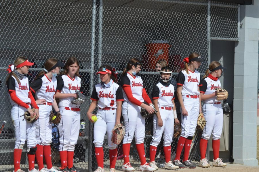 Softball Team Works to Become Better and Make the State Tournament