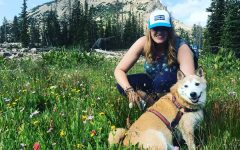 English teacher Peggy Deveny loves to hike and finds it improves her overall health both physically and mentally.