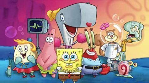 Spongebog and his friends will come to life in this years school musical.