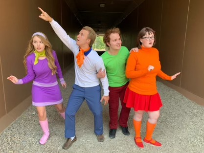 Students Transformed into Iconic Disney Characters