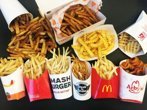 Which Restaurant Has the Best French Fry, According to Alta Students?