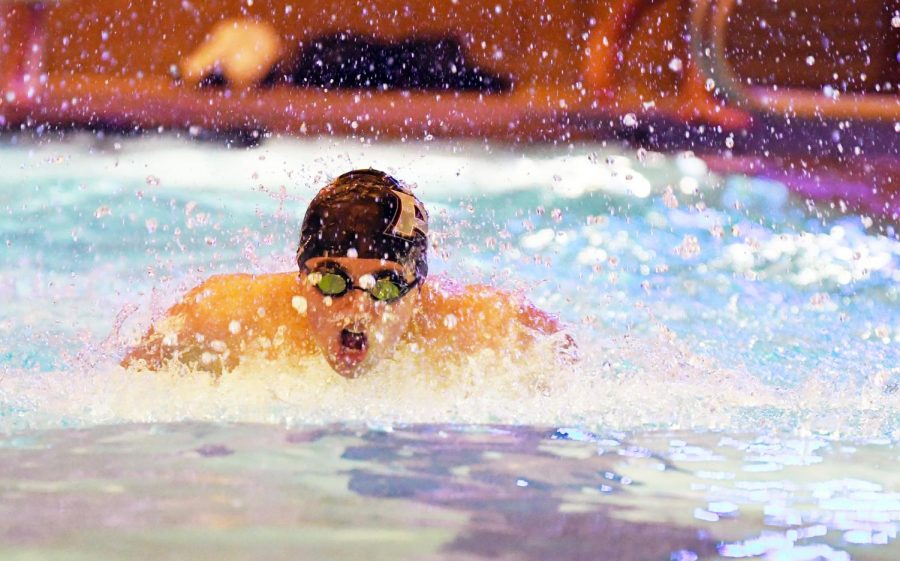Swim Team Dives Into Another Great Season